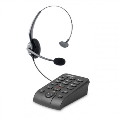 Headset com Base Discadora HSB50 Intelbras