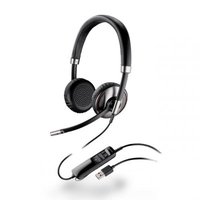 Headset com Fio USB Blackwire C720M Plantronics