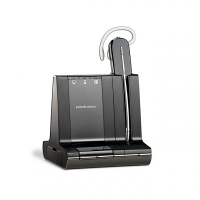 Headset Wireless Savi W740S Dect 6.0 Plantronics