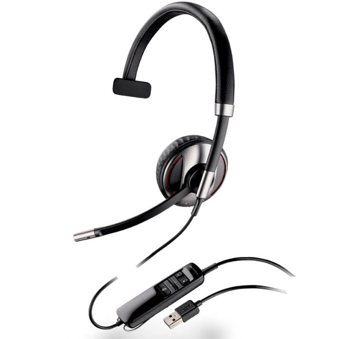 Headset com Fio USB Blackwire C710M Plantronics