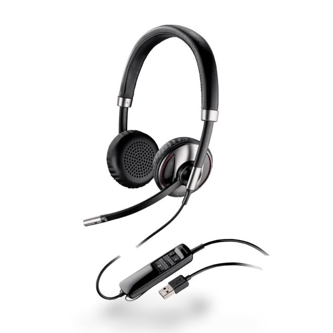 Headset com Fio USB Blackwire C720 Plantronics