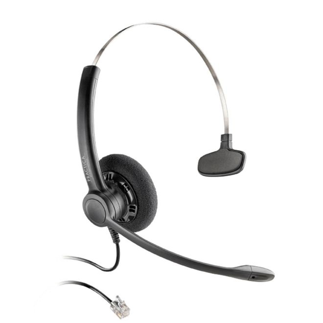 Headset Practica SP11 Plantronics